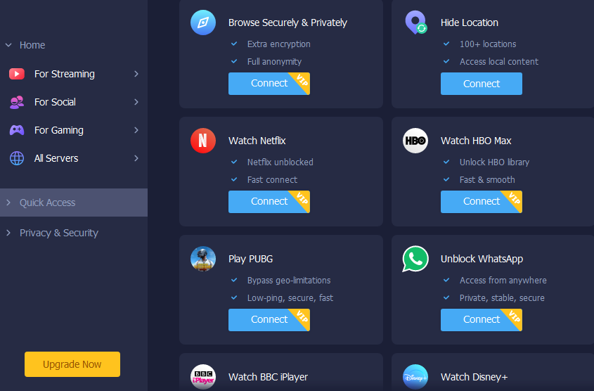 itop vpn: unblock tiktok & protect your privacy