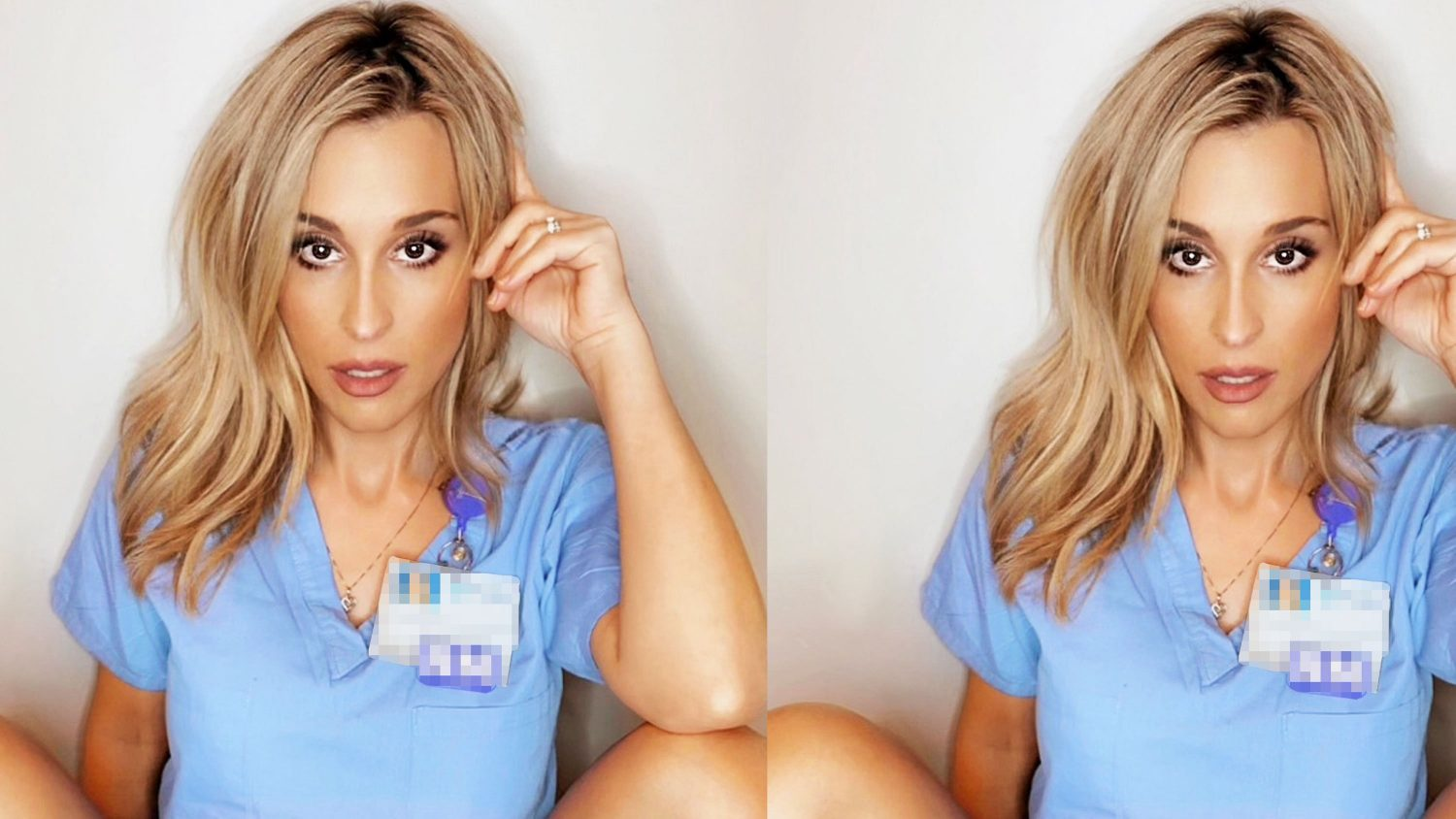 she quit being an icu nurse to make six figures on onlyfans