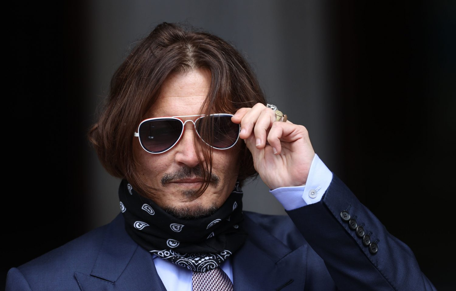 """Johnny Depp Slams Hollywood's """"boycott"""" Of Him, Promises To Bring Things """"to Light"""""""