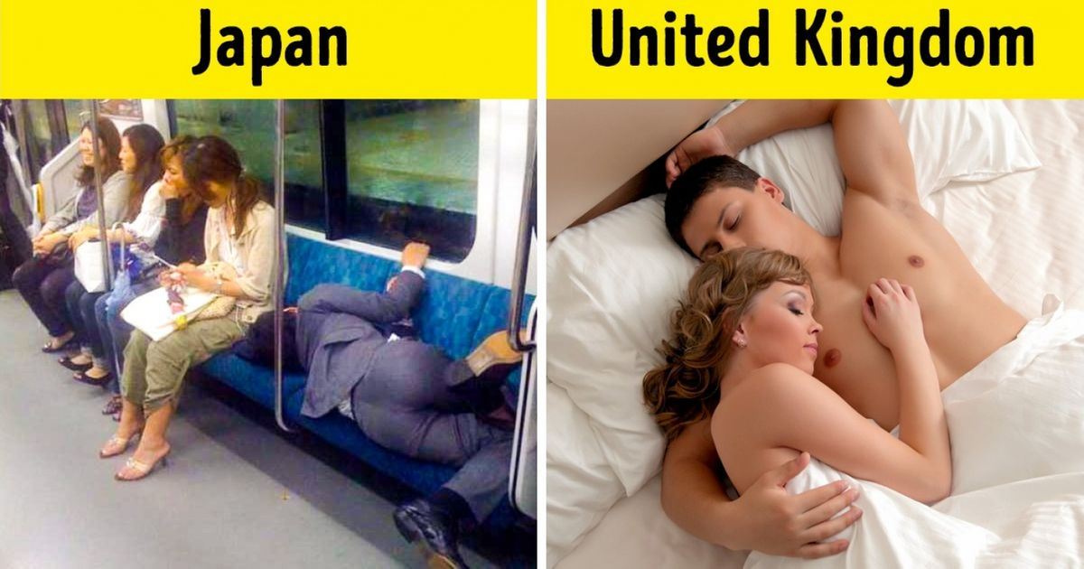 10+ Sleeping Habits From Around The World