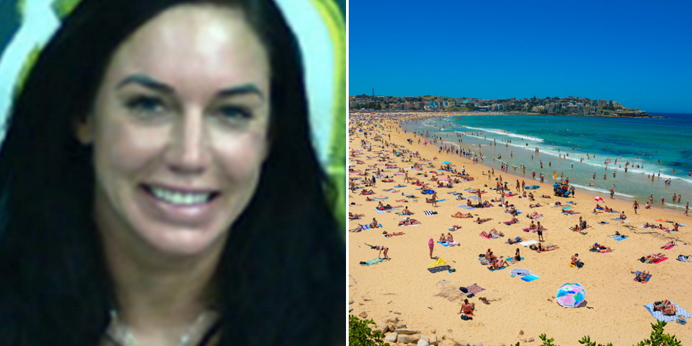 Christina Revels-glick: Woman Arrested For Publicly Masturbating On The Beach