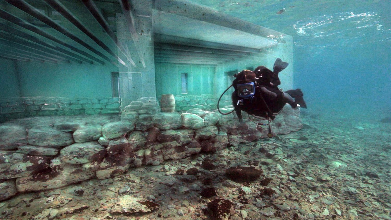 6 sunken cities of the ancient world