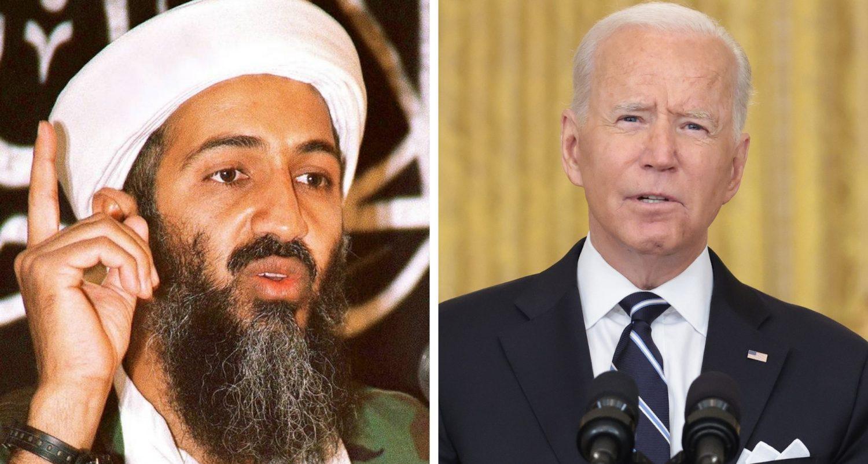 Osama Bin Laden Banned Any Assassination Plots Against Joe Biden
