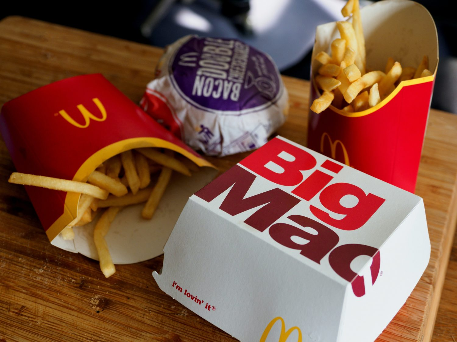 top 25 failed mcdonald's products