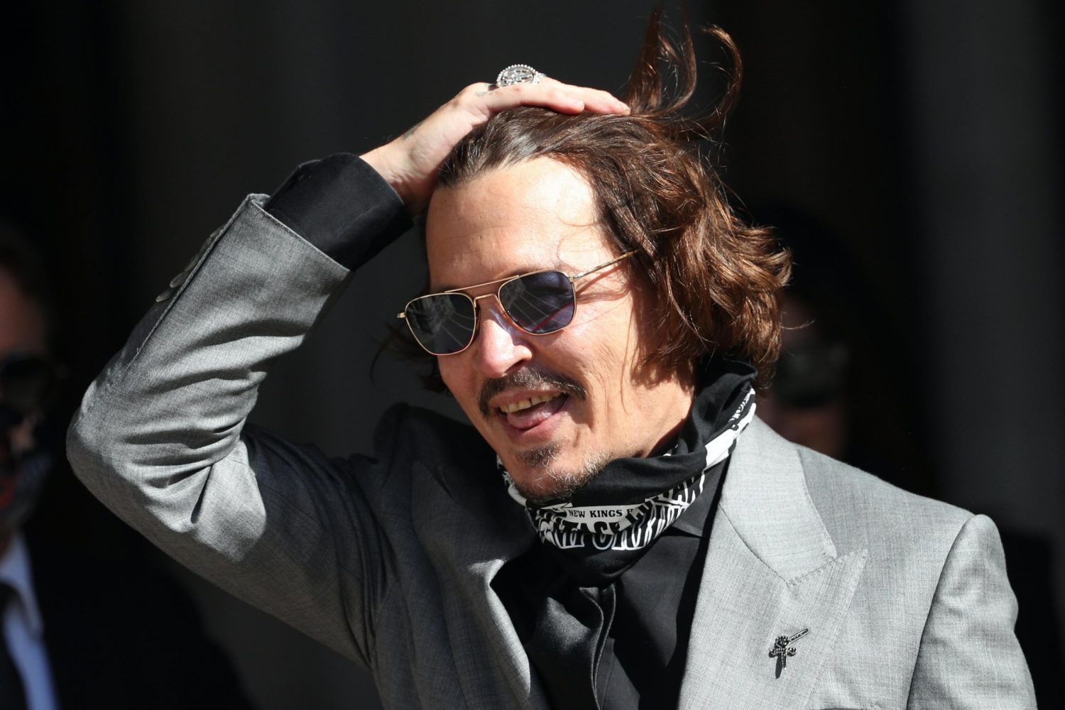 depp gets a legal victory