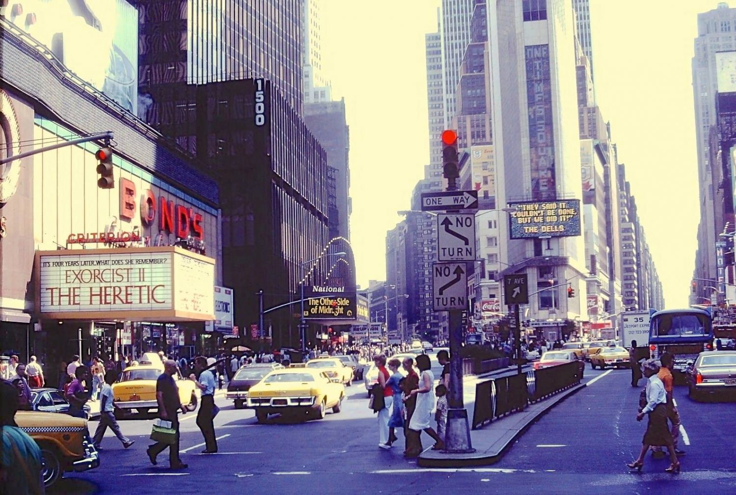 Life In 1970s New York Shown By 25+ Striking Images