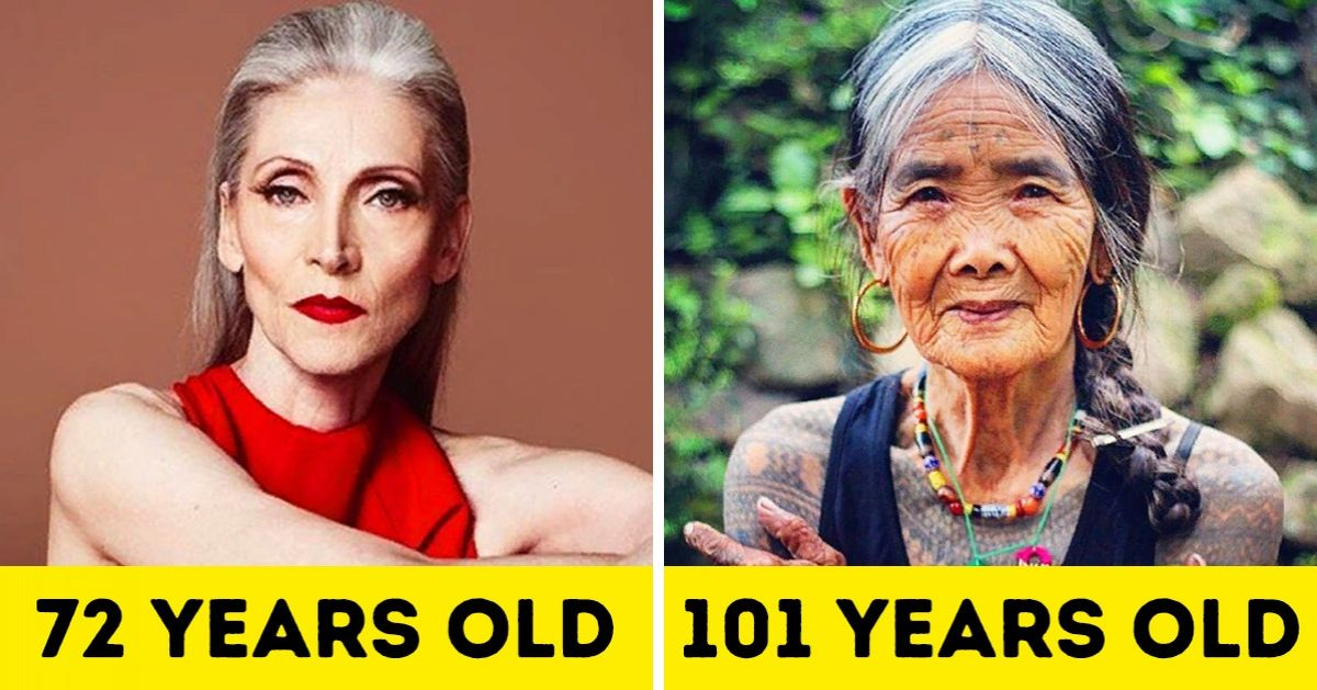 18 People Who Totally Rocked Their Age