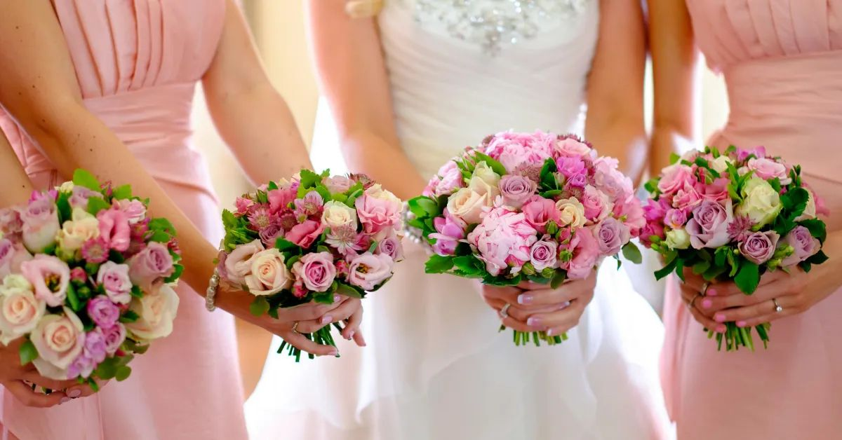 Bride Rips Off Her Own Bridesmaids To Help Pay For Her Wedding Dress