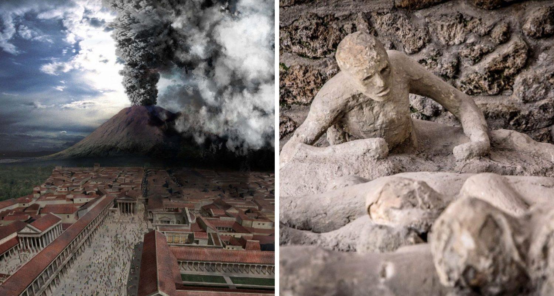 Pompeii Bodies: 14+ Shocking Photos