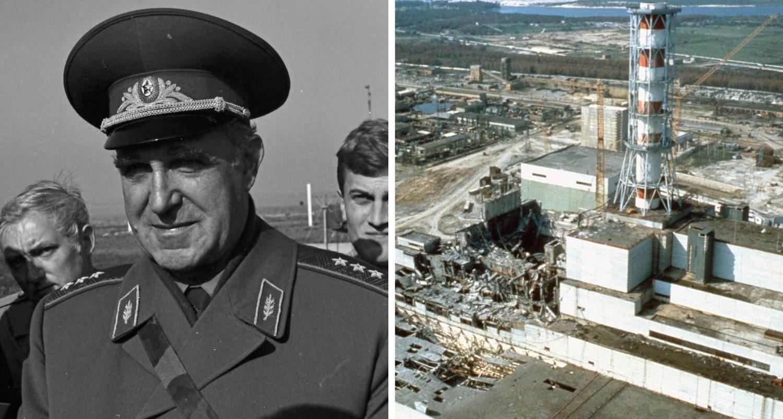 Meet Boris Shcherbina, Who Fully Evacuated Pripyat After Chernobyl Explosion In 1986