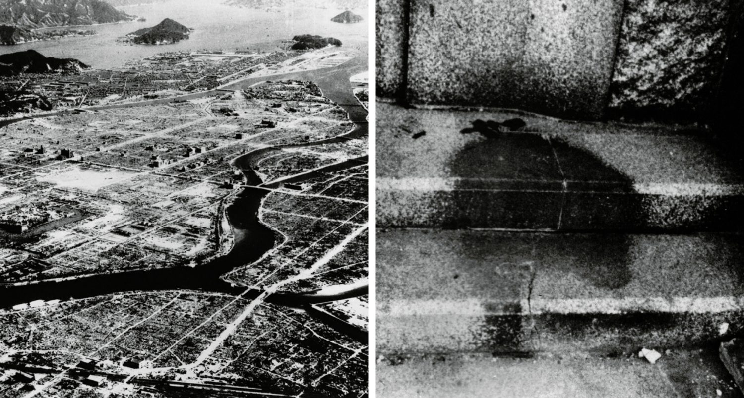 Hiroshima Shadows – The Ghostly Silhouettes That Mark The End Of The Wwii