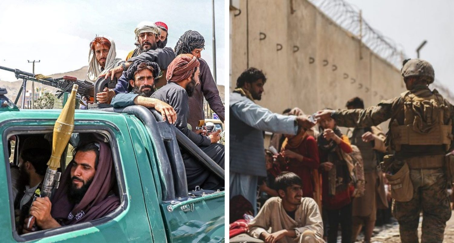 """Afghanistan: Taliban """"angry"""" And """"betrayed"""" After The Us Leaves Inoperable Equipment Behind"""