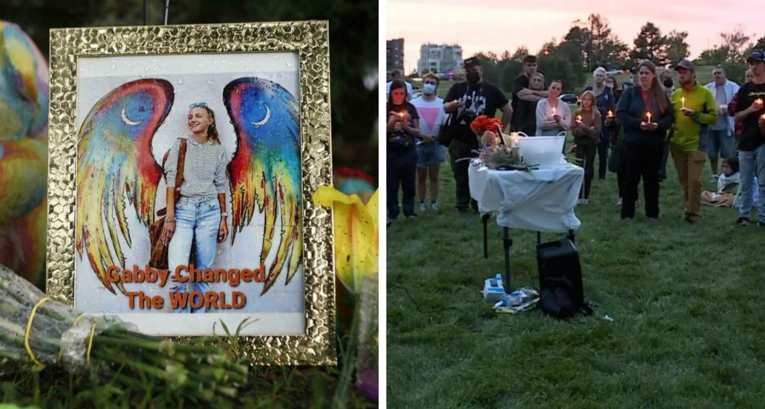 Authorities Resume Search For Brian Laundrie As Communities Where Gabby Petito Made Her Mark Mourn