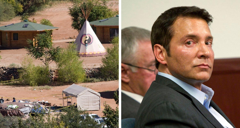 James Ray, A Self Proclaimed Guru, Kills 3 Devotees In A Sweat Lodge