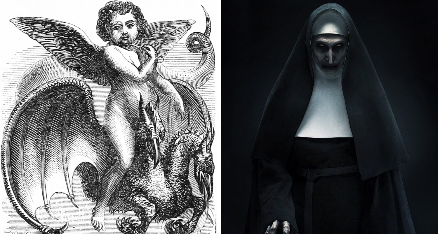 """The Spine-tingling Story Of The Demon Valak Which Petrified Audiences In """"the Conjuring"""" Movies"""