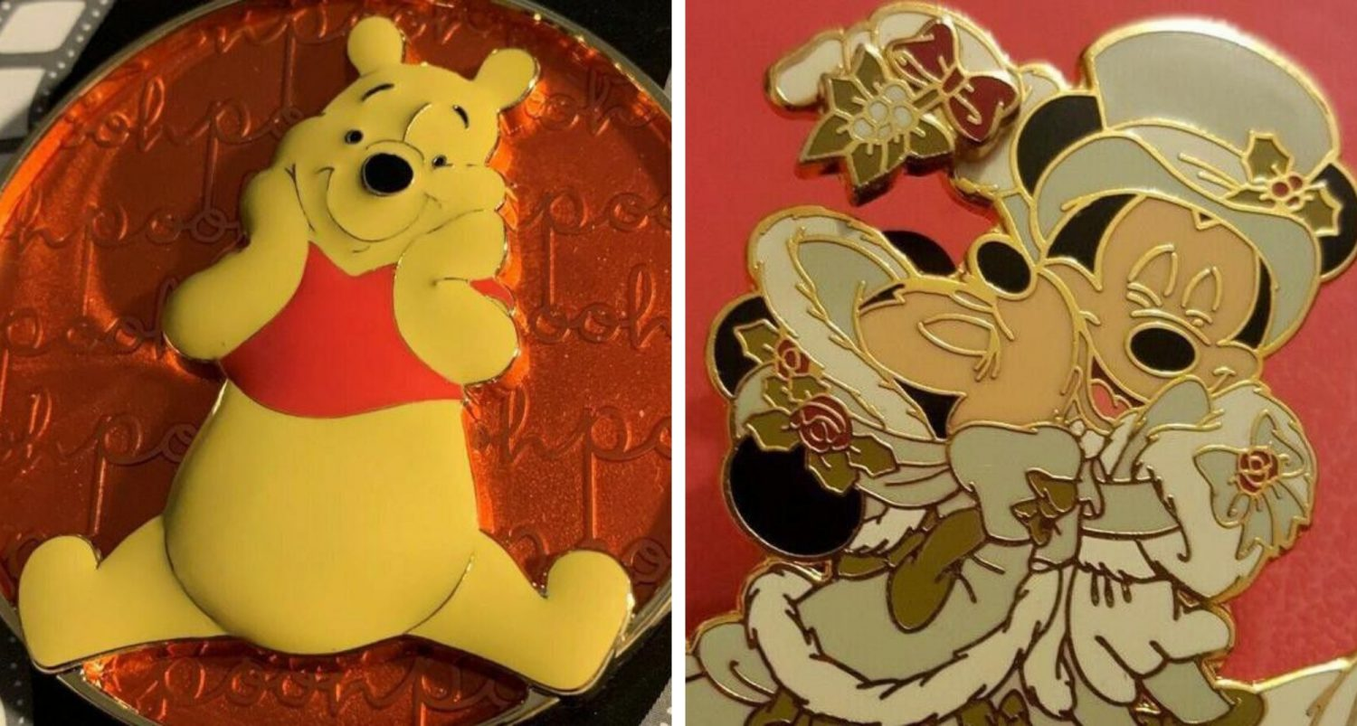 Here Are The Top 11 Rarest Disney Pins To Date – How Expensive Are They?
