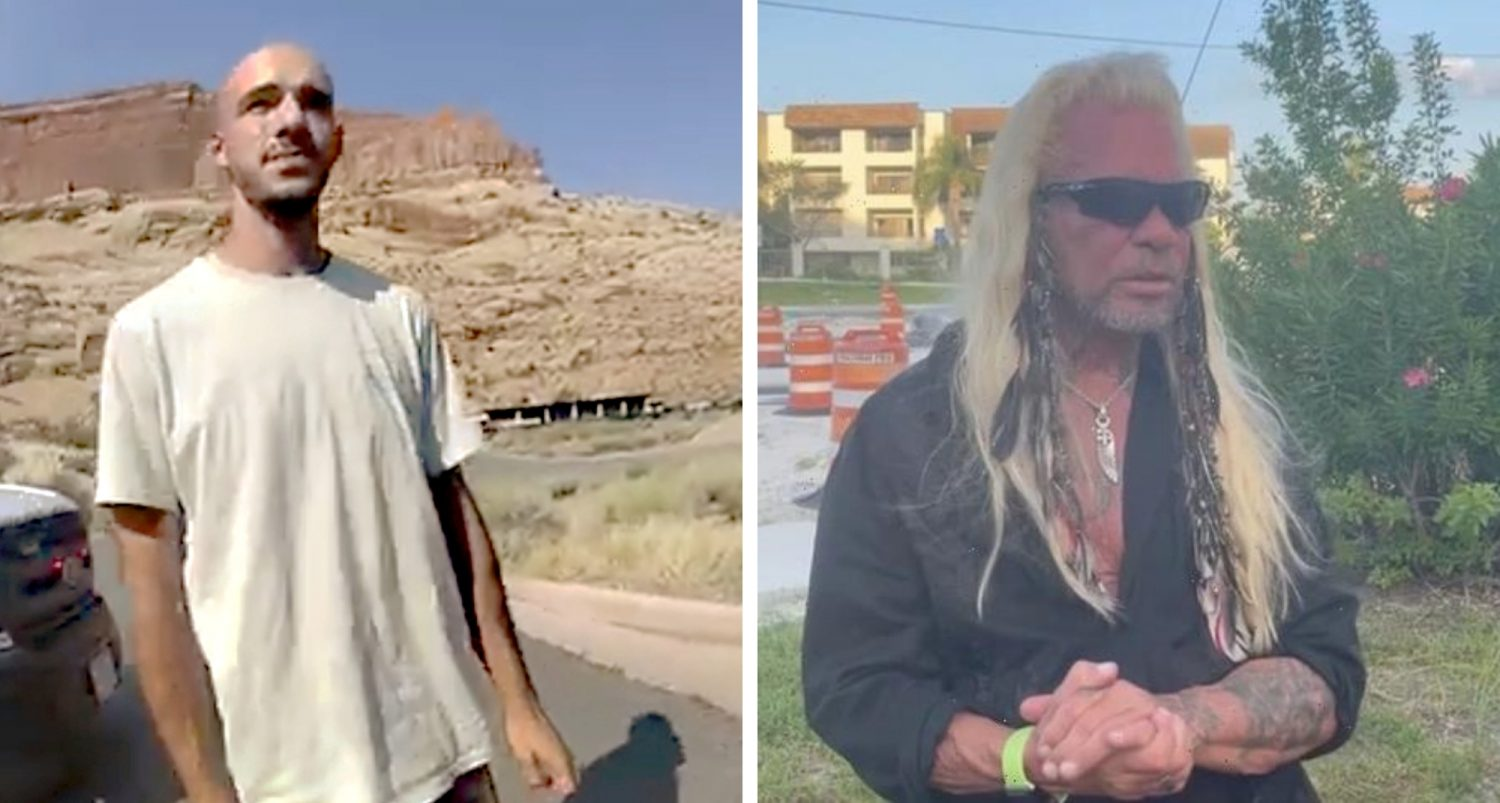 Brian Laundrie Manhunt: Tipster Sends Dog The Bounty Hunter To Florida Campground 75 Miles From The Family Home