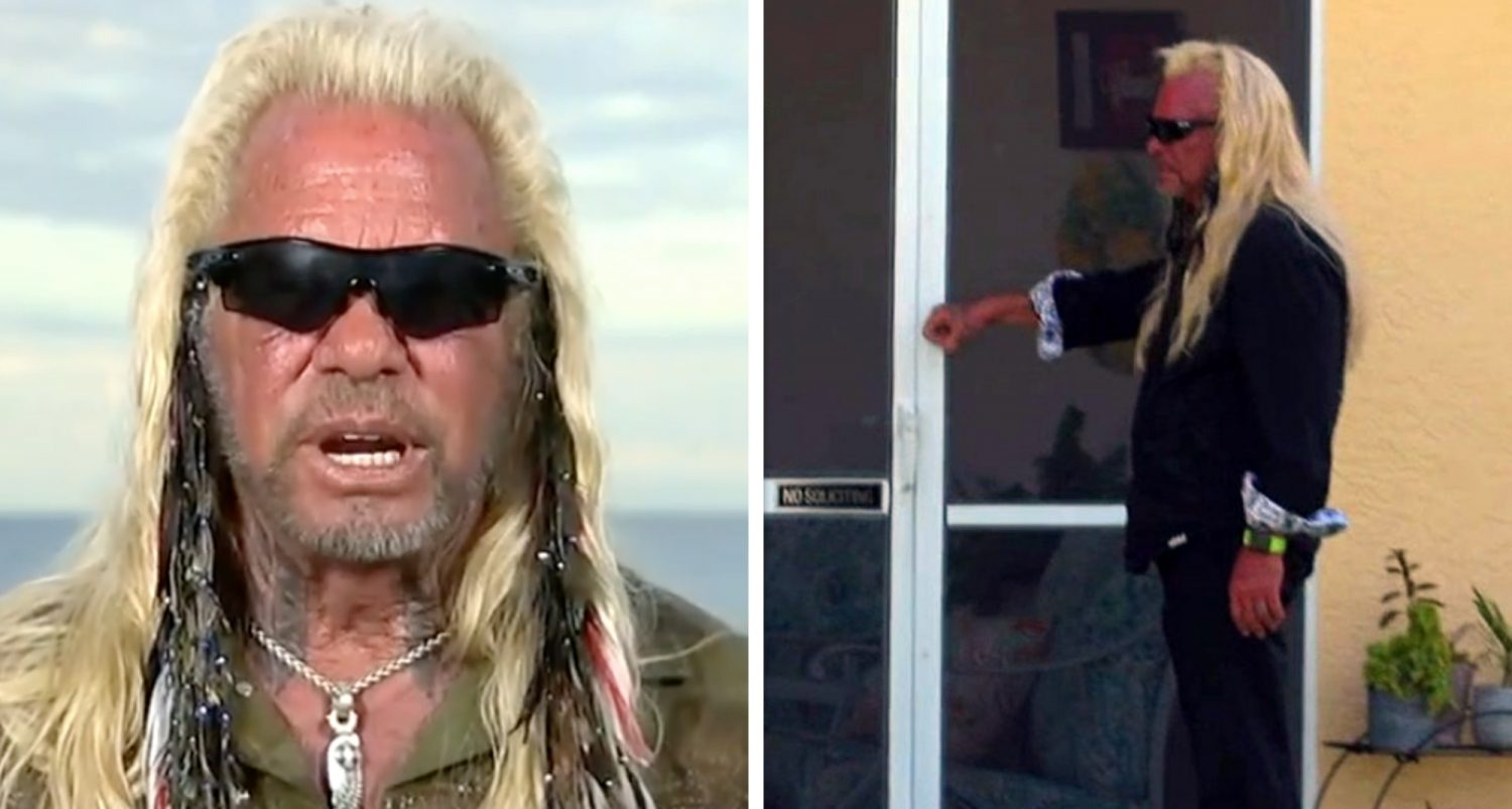 Brian Laundrie's Mother Called 911 On Dog The Bounty Hunter