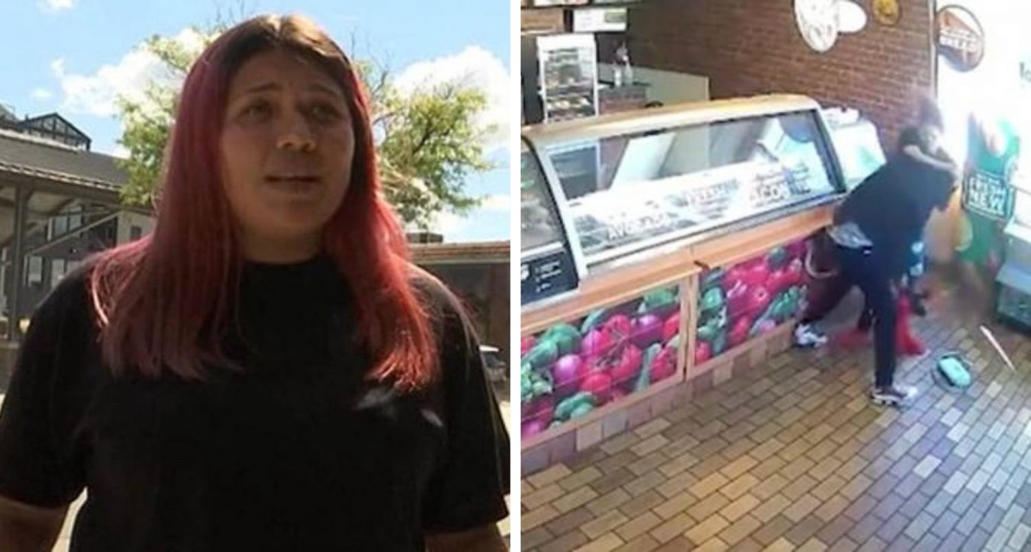 Subway Worker Says She Was Suspended After Bravely Fighting Back Against Armed Robber