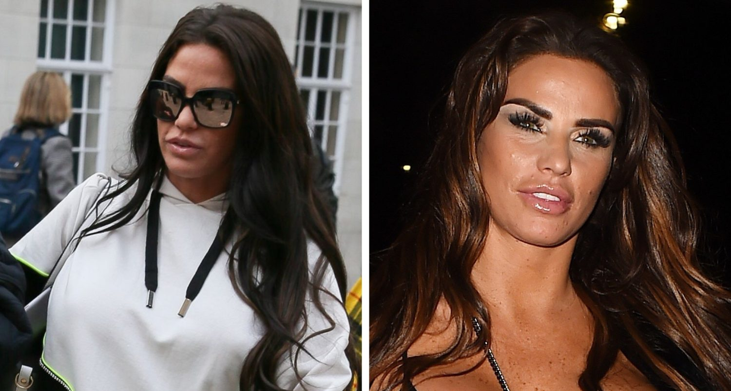 Katie Price Arrested And Rushed To Hospital After Alleged Drink Driving Crash