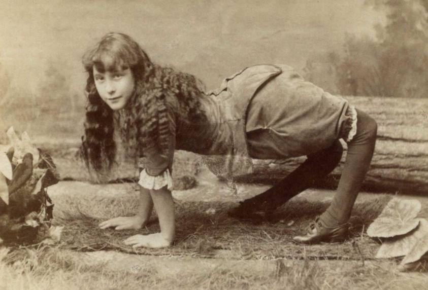 The Heart Wrenching Story Of Ella Harper: The Camel Girl