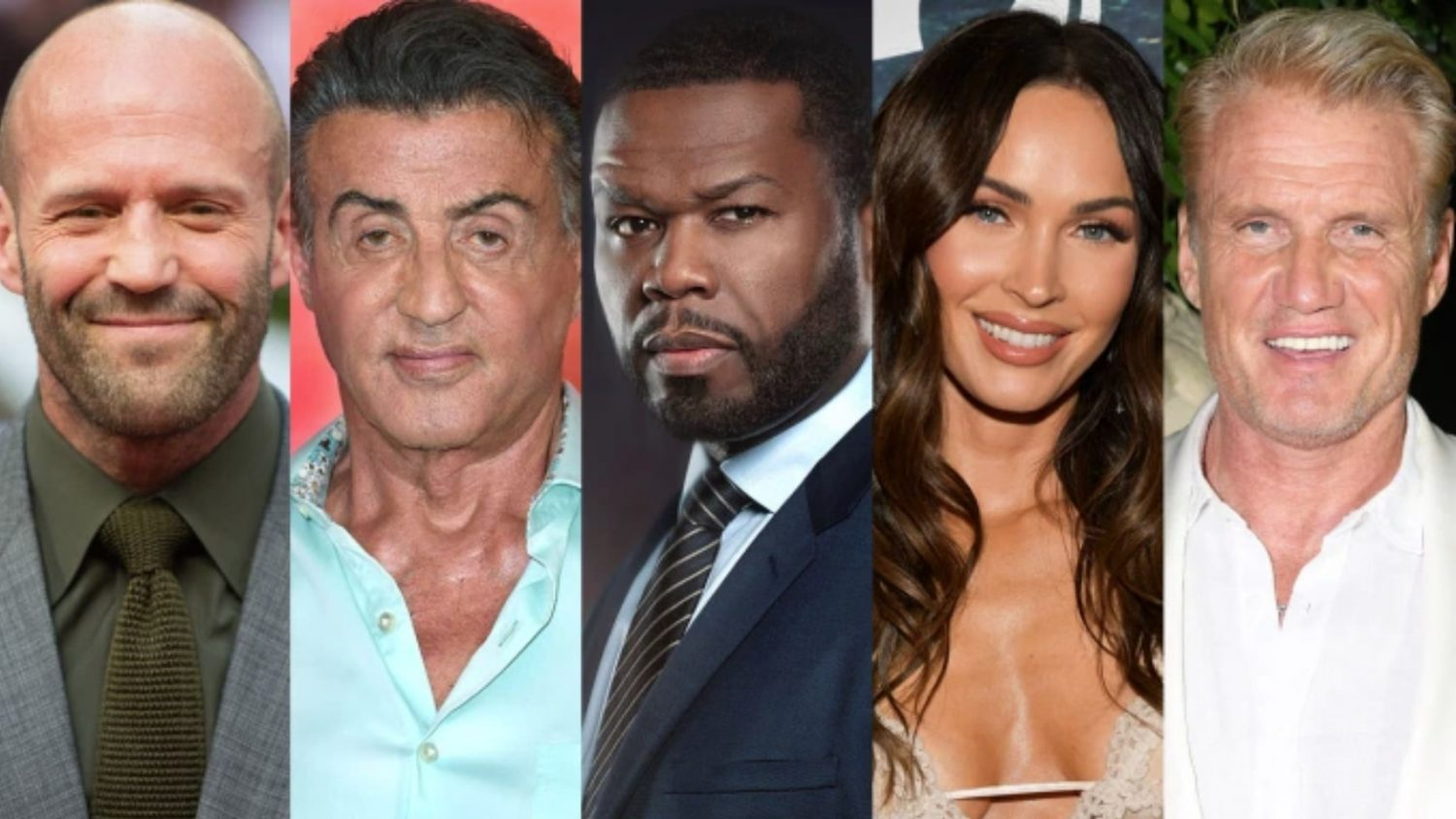 """""""the Expendables 4"""" In The Works With Jason Statham, Sylvester Stallone, And More"""