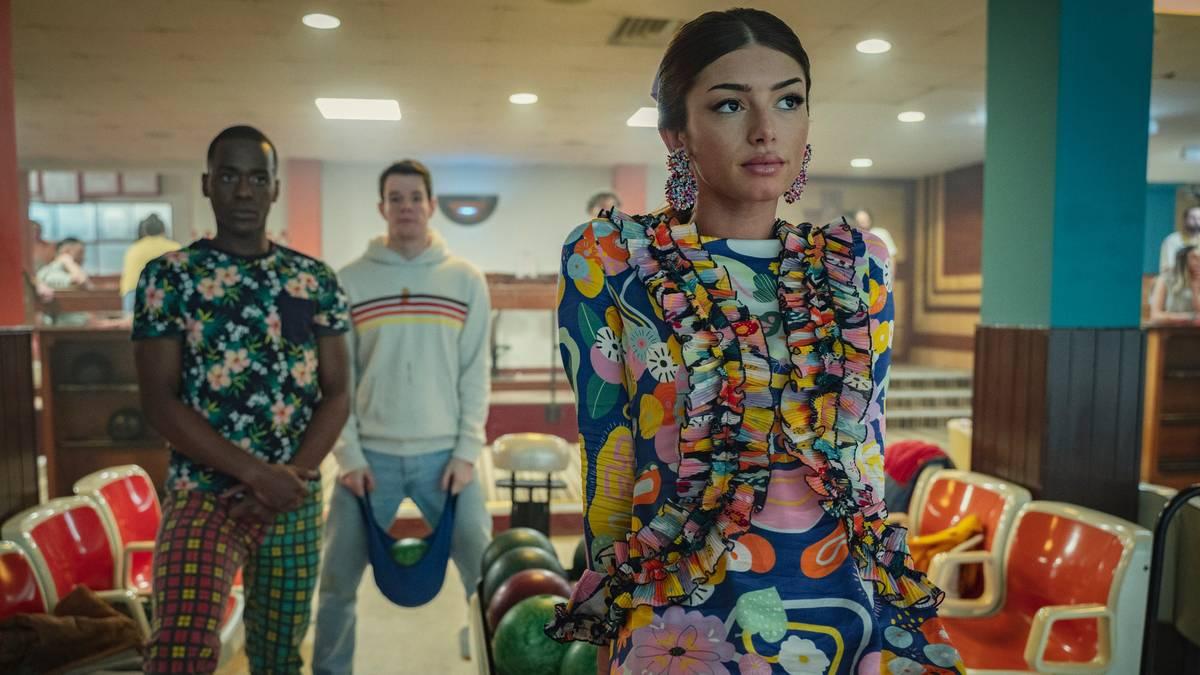 """""""sex Education"""" Star Mimi Keene Reveals Most Embarrassing Scene In Season 3"""