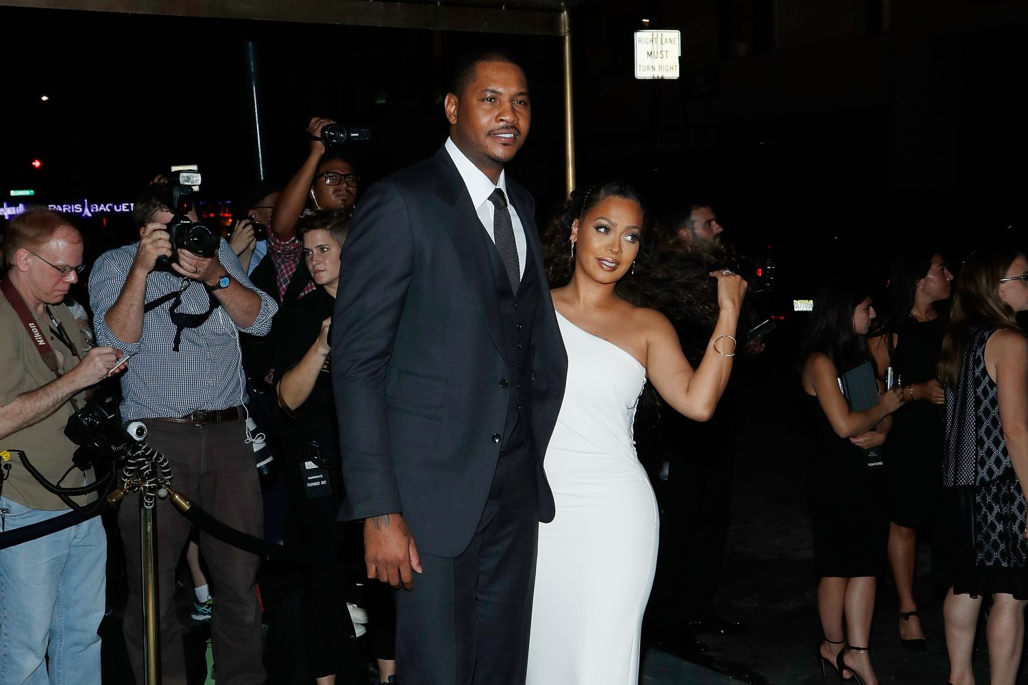 """Lala Opens Up About Carmelo Split, Startling Cheating: """"i Don't Think I Can Ever Do That Again""""- Video"""