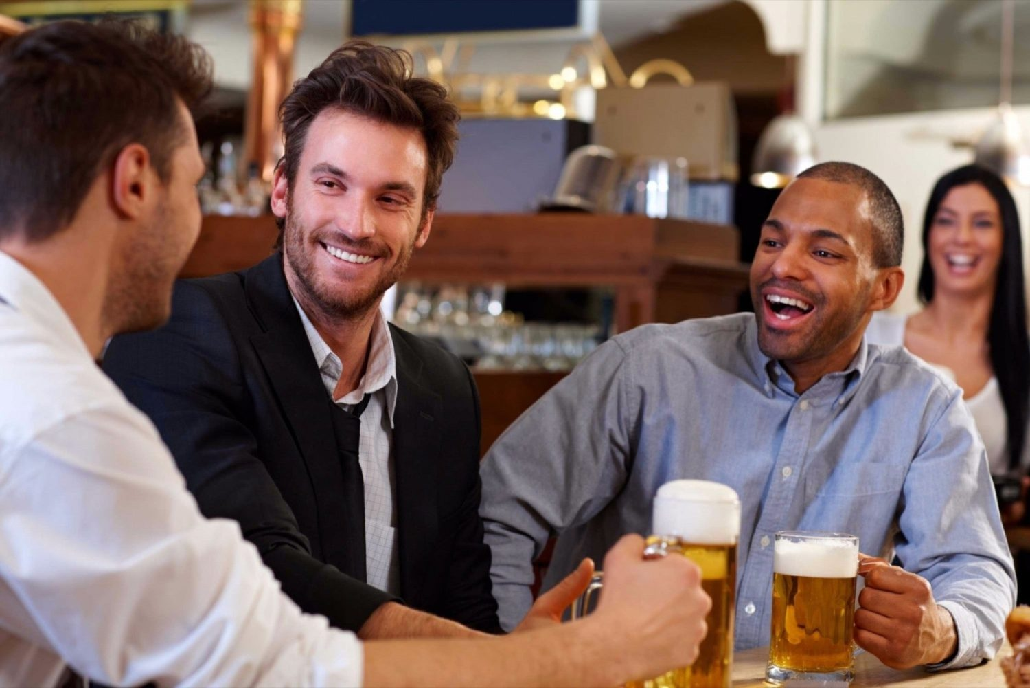 Male Bonding: 5 Fun Guy Activities To Make Your Bromance Bloom
