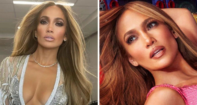 Jennifer Lopez Breaks The Internet In Skin-tight Bodysuit