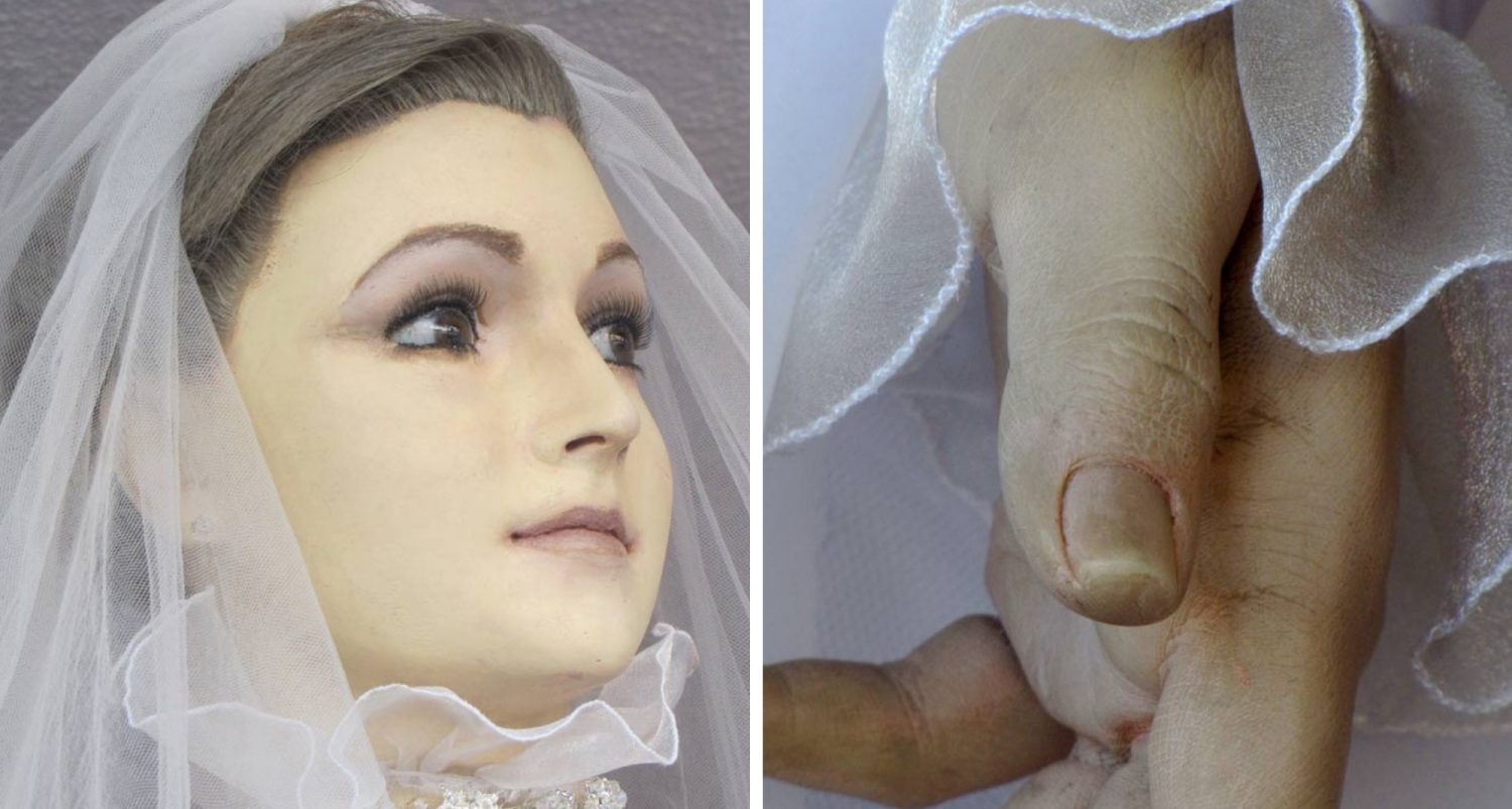 The Corpse Bride Of New Mexico: The Strange And Mysterious La Pascualita