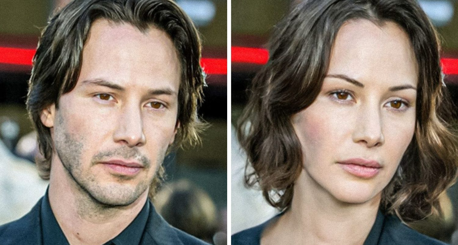 What The Most Handsome Male Celebrities Would Look Like If They Were Women