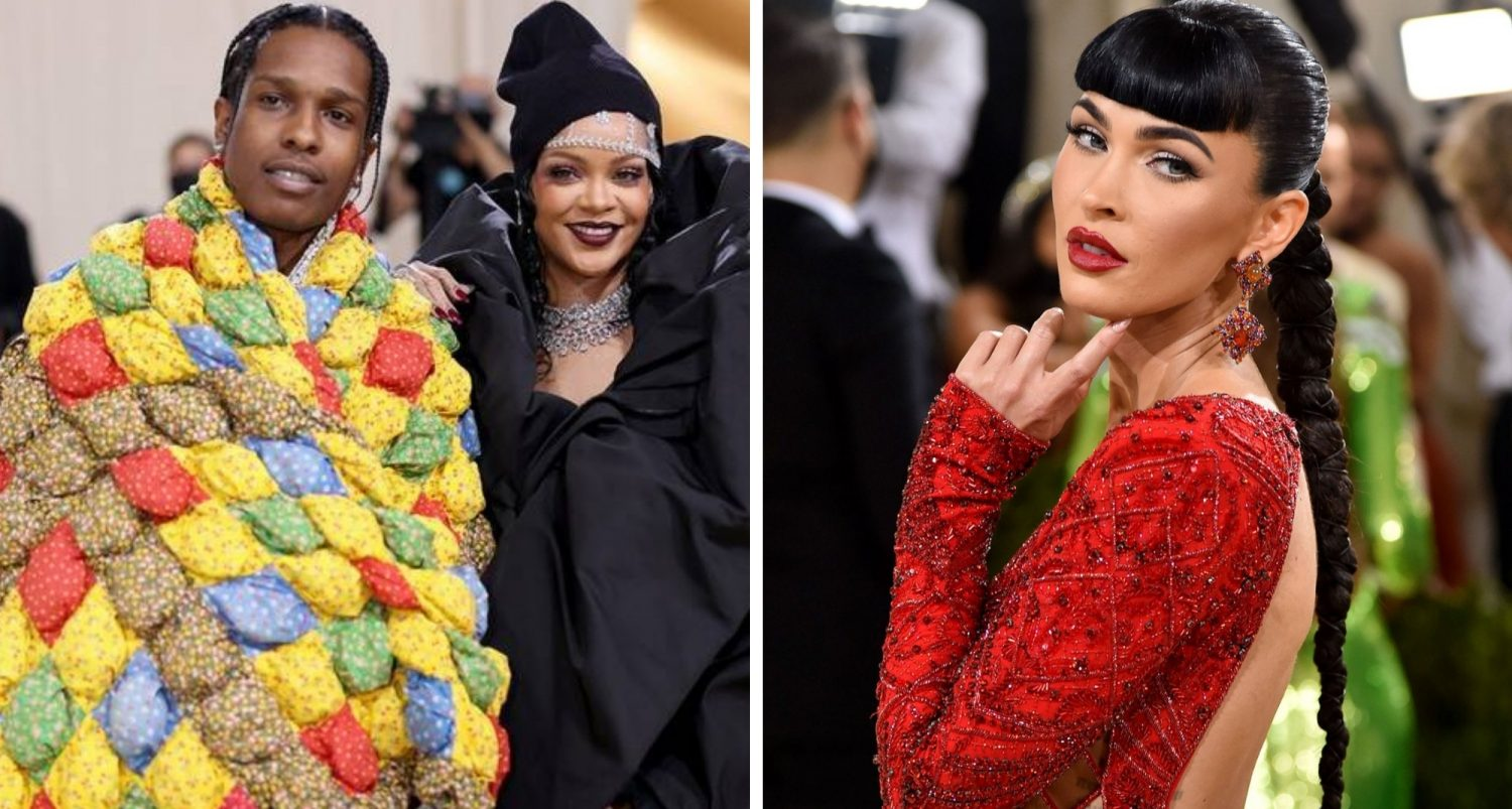 20+ Celebs Who Turned Up The Heat With Their Outfits At The 2021 Met Gala