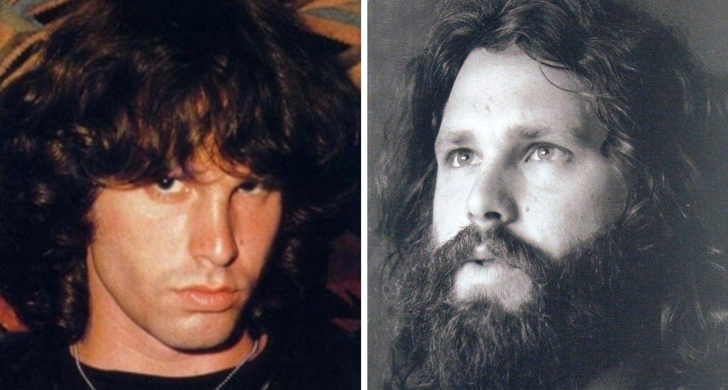 30+ Vintage Pictures Of Jim Morrison That Open The Doors To His Private Life