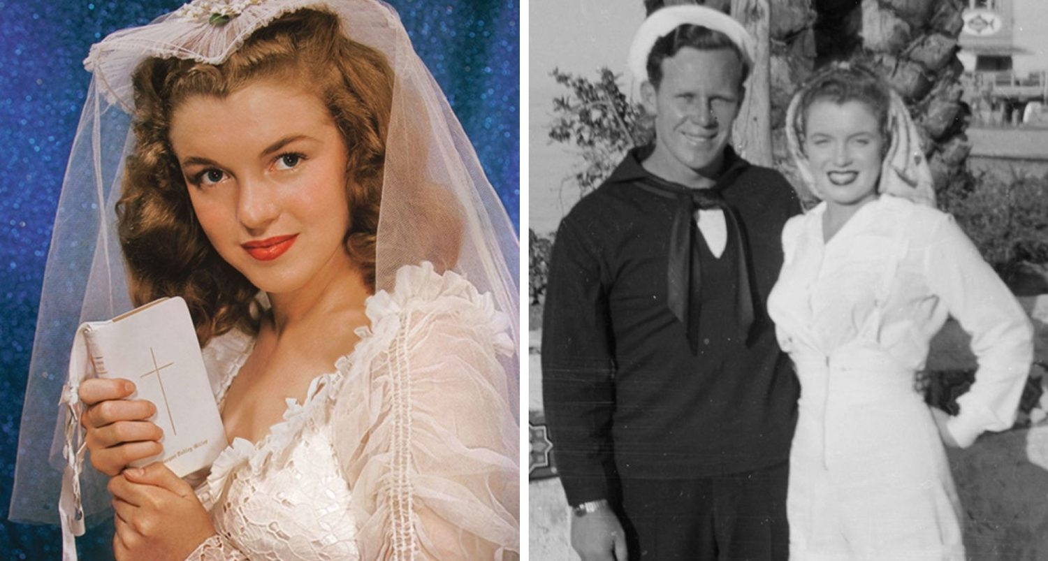 James Dougherty, Marilyn Monroe's First Husband Who Didn't Get To Meet Her