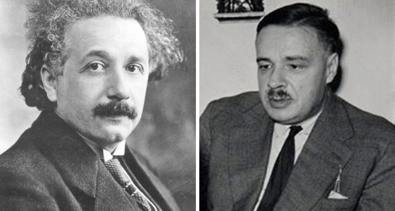 Eduard Einstein: Son Of Albert Einstein Who Suffered From Schizophrenia And Died Alone In An Asylum