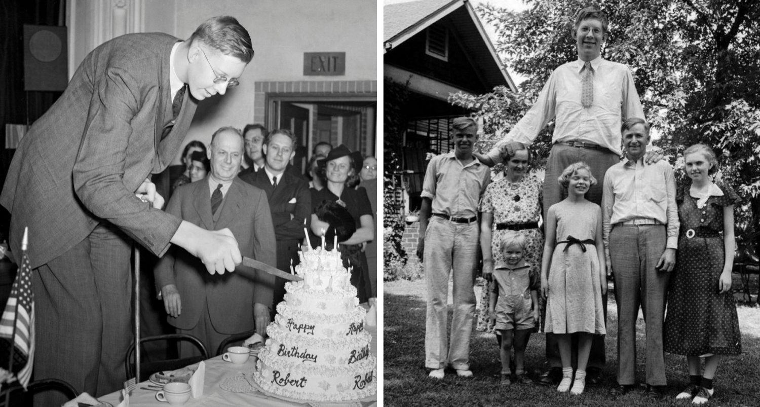 The Fascinating Life Of Robert Wadlow, The Tallest Human In History