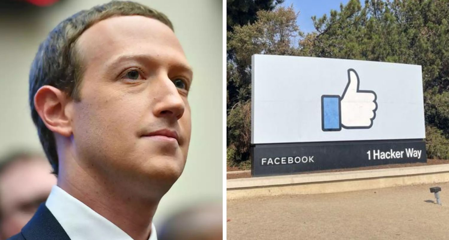 Facebook Reportedly Planning A Name Change To Shake Off Scandal