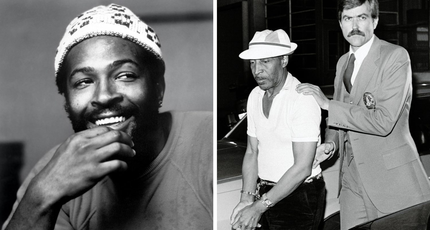 The Death Of Marvin Gaye: Tragedy Of The Soul Prince