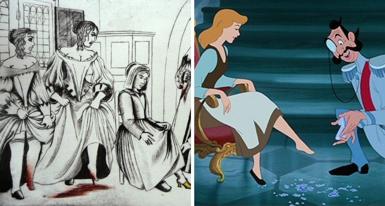 7 Dark Disney Stories That Will Destroy Your Childhood Memories Forever