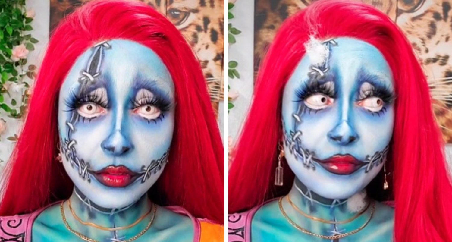 29 Spooky Halloween Costumes From Tiktok That Went Viral For All The Right Reasons