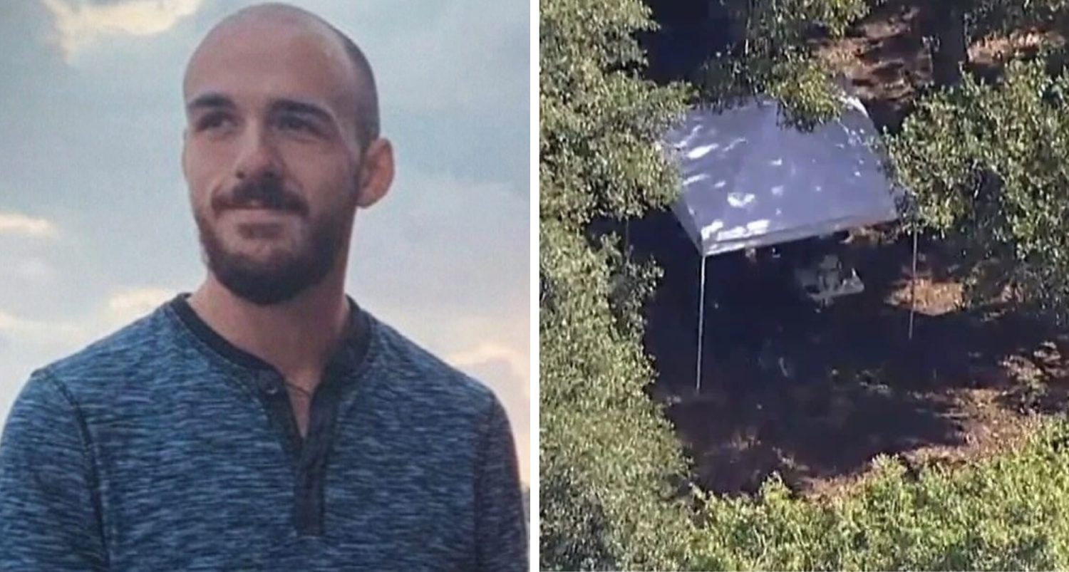 Fbi Find Notes Left By Brian Laundrie As Human Remains Are Found During Manhunt