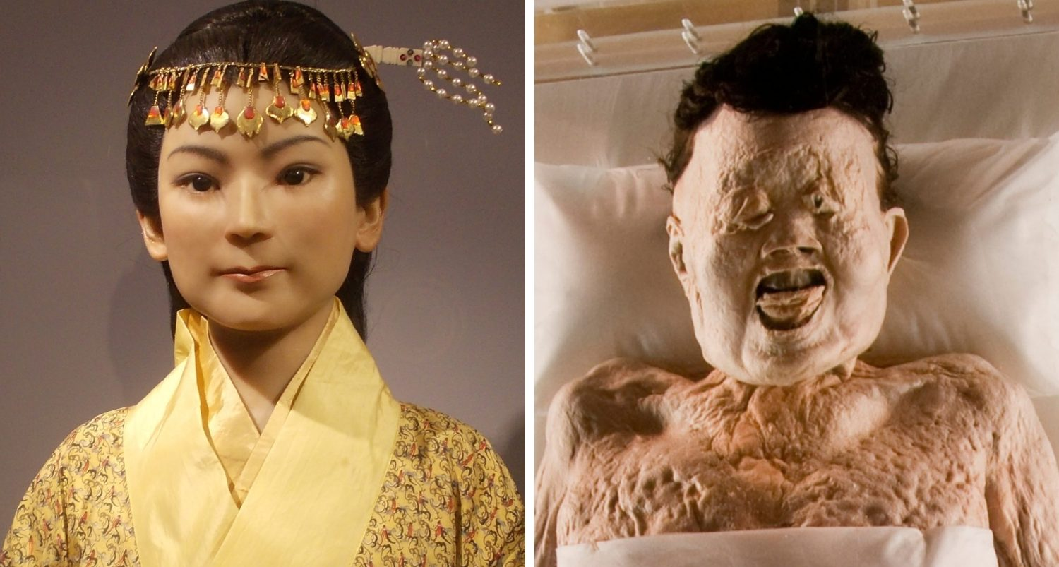 Lady Dai: The Fascinating Story Of The Best-preserved Mummy In History