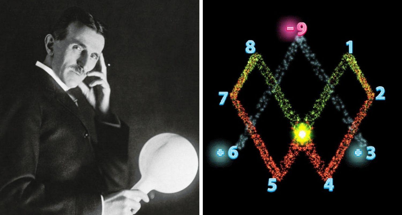 Nikola Tesla 3 6 9 Theory: Is This The Secret To The Universe?