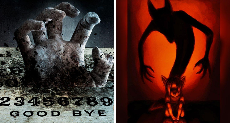 Zozo Demon: The Ouija Board Ghost