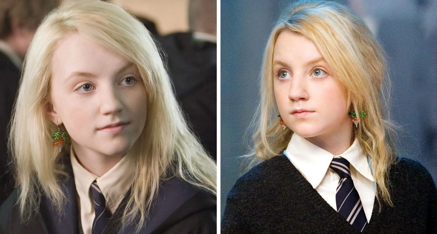 Harry Potter's Evanna Lynch Had A Secret 9-year Relationship With Co-star