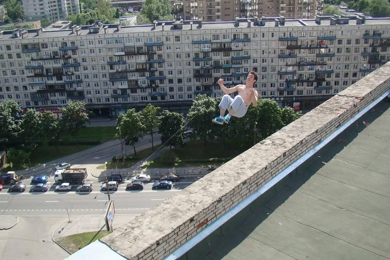 Pavel Kashin's Final Jump Killed Him